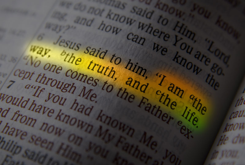 I AM The Way, The Truth, and The Life – Part 8 of 8