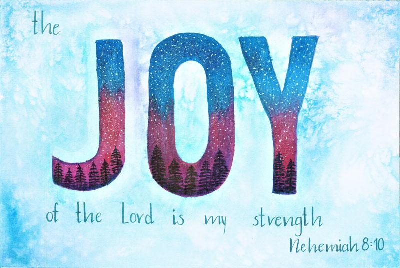 Joy, Joy, Joy, Joy, Down In My Heart, Where?