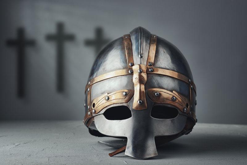 The Helmet of Salvation – Part 6 of 8