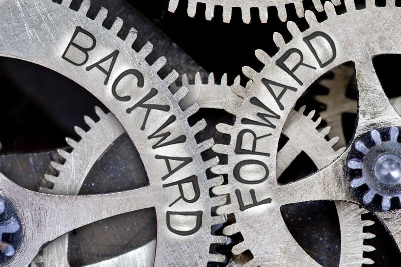 Backward & Forward