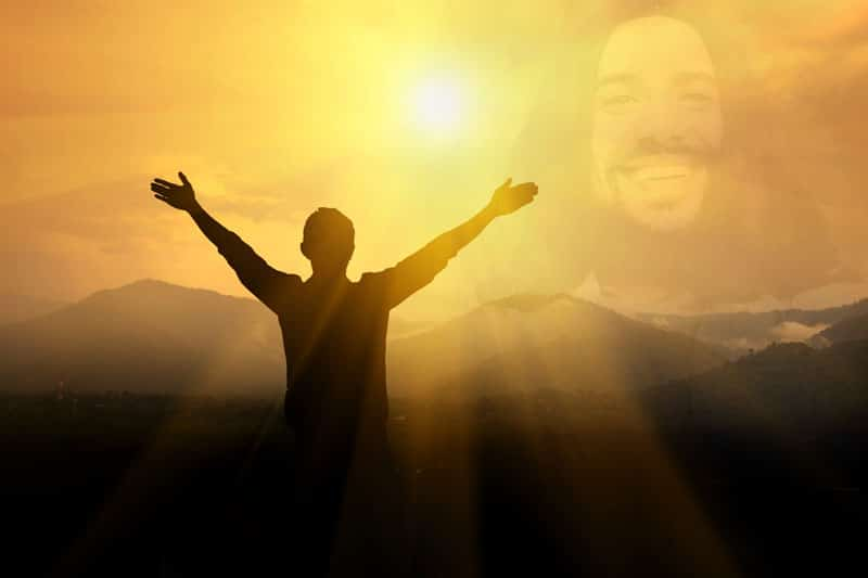 The Lord Smiles On Us