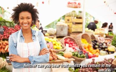 Bearing More Fruit