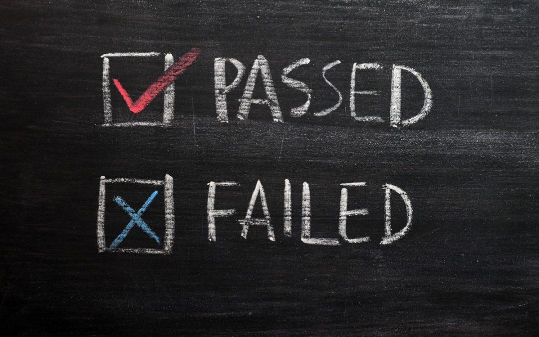 Don't Fail This Test